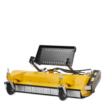 Attachment tools for Wheel Loaders - Mulcher