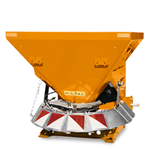 Attachment tools for Wheel Loaders - Spreader 300 kg (salt)