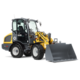 Articulated Wheel Loaders - WL38