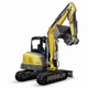 Tracked Conventional Tail Excavators - ET58