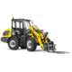 Articulated Wheel Loaders - WL54