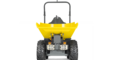 Wacker Neuson wheel dumper 1501