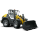 Articulated Wheel Loaders - WL110