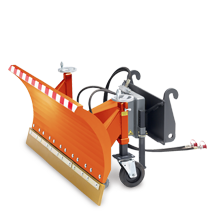 Attachment tools for Wheel Loaders - Snow plough